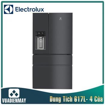 Tủ lạnh Electrolux 4 cánh Inverter 617 lít