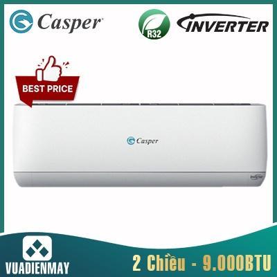 GH09TL32, điều hòa casper 9000 btu 2 chiều inverter
